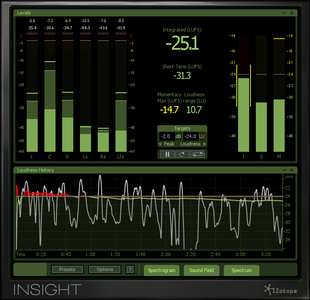 iZotope Insight v1.0.1