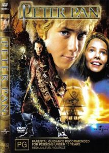 Питер Пэн / Peter Pan (2003) DVDRip