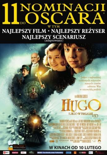 Hugo i jego wynalazek / Hugo (2011) PL.BRRiP.720p.AC3.XViD-faldino +rmvb + x264 |Lektor PL