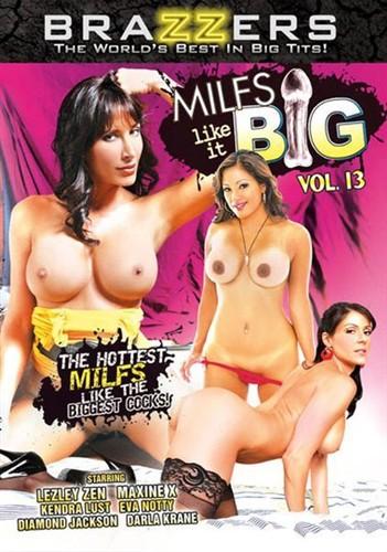Мамочки Любят Большие 13 / MILFs Like It Big 13 (2013) DVDRip