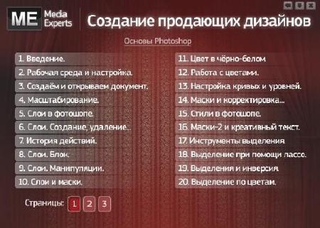 Владимир Дручин - Создание продающих дизайнов (2012)