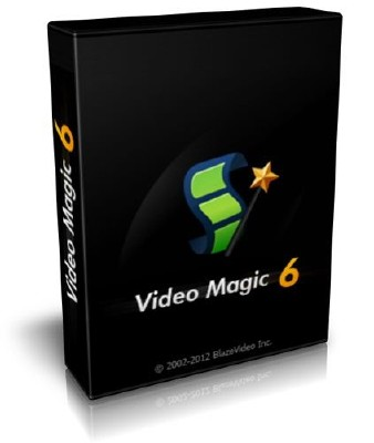 Blaze Video Magic Pro 6.1.1.0 + Rus