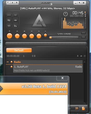 Aimp 3.50 beta 1