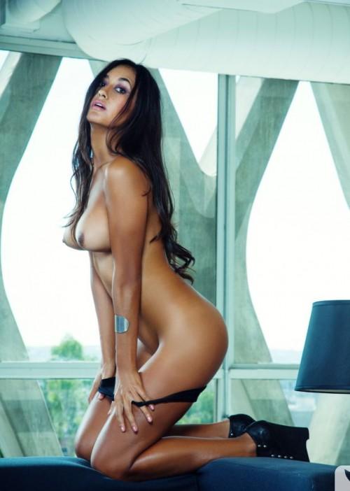Jeannie Santiago - Jeannie Santiago - BMX Babe [Plus.Playboy] (2013/FullHD/1080P/326 MB)
