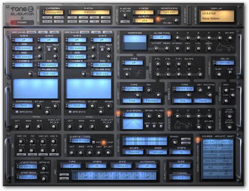 Tone2 - Gladiator 2.4