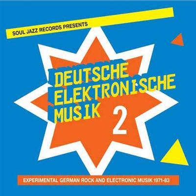 VA - Deutsche Elektronische Musik 2 (2013)
