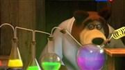 Маша и Медведь: Витамин роста (30 серия) (2013 / SATRip)