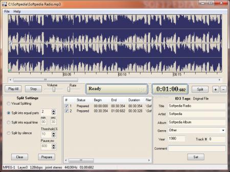 Adrosoft AD MP3 Cutter 2.1