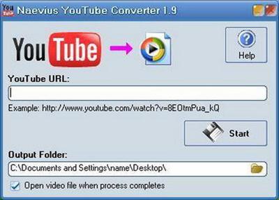 Naevius Youtube Converter 3.1