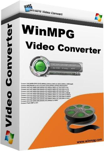 WinMPG Video Converter 9.3.5.0