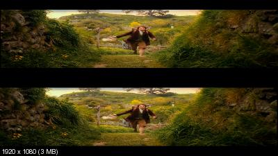 ������� ������: ��������� ����������� � 3�/ Trailer The Hobbit: An Unexpected Journey in 3D ������������ ����������