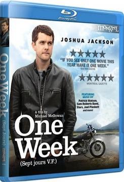Одна неделя / One Week (2008) BDRemux 1080i