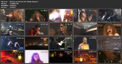 VA — Live At Wacken 2011(2012)[BDRip 720p]
