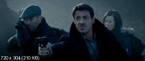 Неудержимые 2|The Expendables 2 (2012|BDRip|Гоблин) [Rip от Scarabey]