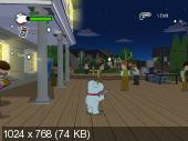 Family Guy: Back to the Multiverse (PC/2012/RU)