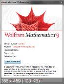 Wolfram Mathematica v.9.0.0 (2013/ENG/PC/WinAll)