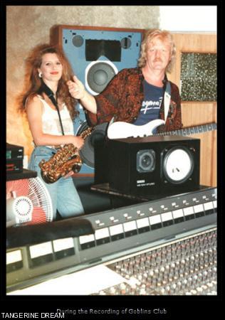 Tangerine Dream - Discography 14 CD AAD (1974-1996) + 1lp (1987)vinyl-rip