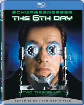 Шестой день / The 6th Day (2000) BDRip 1080p