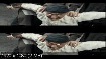 Герой Тай-цзи / Tai Chi Hero Вертикальная анаморфная