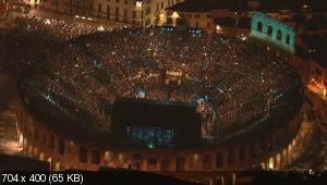 Adriano Celentano - Adriano Live (Rock Economy) (2012) DVDRip