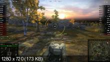 ������� ������� ��� ����� ��� World of Tanks 0.8.3 (2013/Rus)