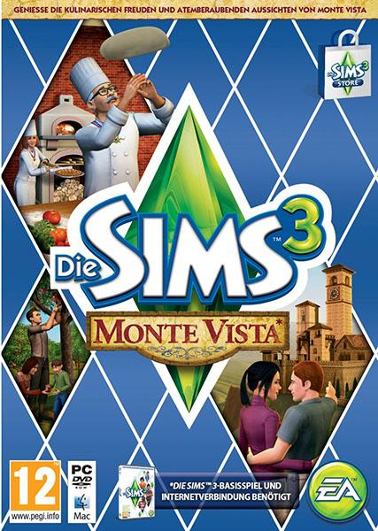 The Sims 3: Monte Vista (Electronic Arts) (MULTI/RUS/ENG) [L] *FLT*