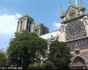 Золотой глобус. Путешествие по Европе. Париж. Жемчужина Европы (2013) DVD5
