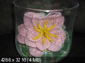 цветы из бисера - Страница 2 _46d2a1849ad05b8c60178d40942e0764