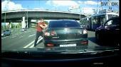 Мега подборка аварий и ДТП с видеорегистраторов -  на дороге 3  (2013)