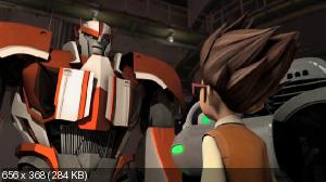 Трансформеры Прайм [1 Сезон] / Transformers Prime (2010) WEB-DL 720p + WEB-DLRip