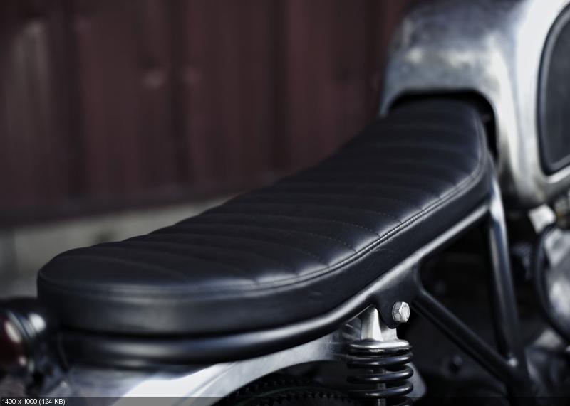 Кастом BMW-Clutch Custom R75/7#1