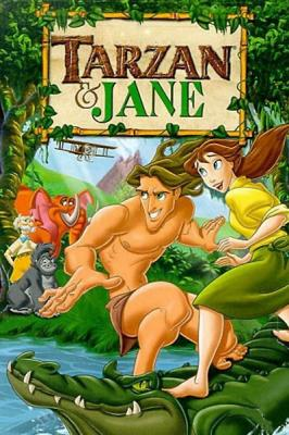 Tarzan & Jane (2002) DVDRip x264 Gerald