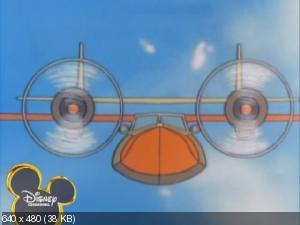 Чудеса на Виражах / Tale Spin (1990-1991) SATRip