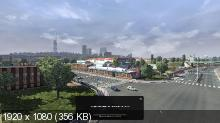 С грузом по Европе 3 / Euro Truck Simulator 2 (v.1.3.1s) (2012/RUS/MULTi34/RePack by Fenixx)