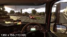 Euro Truck Simulator 2 [1.3.1s] (2012/RUS/RePack от R.G. ILITA)