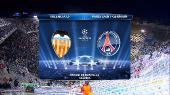 Футбол. Лига Чемпионов 2012-13 / 1/8 финала / 1 матч / Валенсия (Испания) - ПСЖ (Франция) / (2013/SATRip)