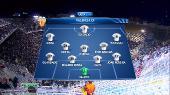 Футбол. Лига Чемпионов 2012-13 / 1/8 финала / Весьма первый матч / Валенсия (Испания) - ПСЖ (Франция) / (2013/SATRip)