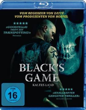 Игра Блэка / Svartur á Leik / Black's Game (2012) BDRip 720p