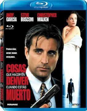 Чем заняться мертвецу в Денвере / Things to Do in Denver When You're Dead (1995) BDRemux 1080p