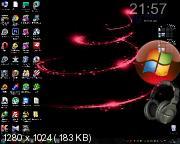 Пак новейших тем для Windows 7