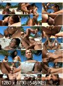 Regina Moore, Sabrina Sweet - Tropical Beach Threesome To Regina Moon and Sabrina Sweet [Private] (2012/HD/285.35 MB)