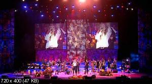 Концерт Вики Цыгановой / Офицеры России (2013) SATRip