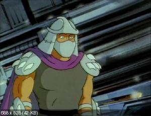 Черепашки ниндзя [2-й сезон] / Teenage Mutant Ninja Turtles (1988) DVDRip