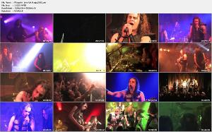 Majesty - Shake the ground:Live On Stage (2012)DVDRip