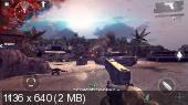 Modern Combat 4: Zero Hour [v1.0.1] (2013) iPhone, iPod, iPad