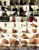 Nikky Thorne, Chary Kiss - Catfight on the casting [NudeFightClub/21Sextury] (2013/SD/692 MB)
