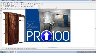 PRO100 5.20 + Профессиональная Библиотека 1.2 (RUS)
