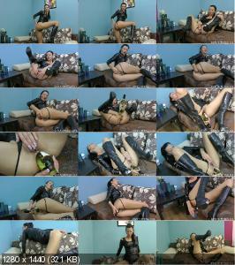Hot Kinky Jo - 22.02 Huge Dildo (2013) HD 1080p
