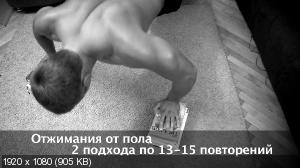 Василий Ульянов: Новый домашний тренинг (2012) WEBRip