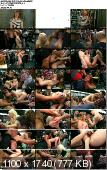Claire Robbins - STRANGERS GET HANDSY - Kink/ PublicDisgrace (2013/ HD 720p)